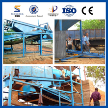 Centrifugal Ore Recovery Machine/Movable Gold Mining/Gold Washing Plant With High Performance for sale from SINOLINKING