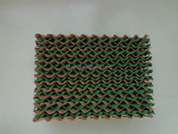 Factory sale! poultry farm/green house wall mounted cooling pad 7090/6090/5090