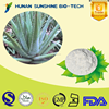 Hot sale Aloe vera P.E. powder 100:1/200:1 Aloe vera gel powder
