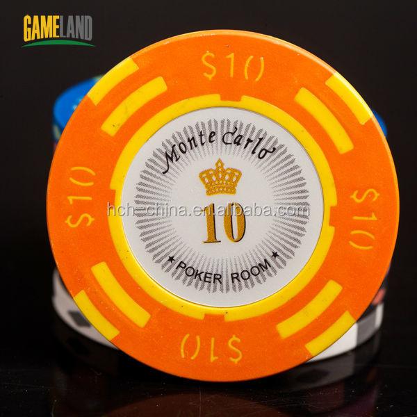 14g poker chips
