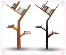 2014 new style decorate bookcase /tree style bookshelf