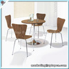 (SP-DST639) Hot sale dining table chair restaurant supplies furniture