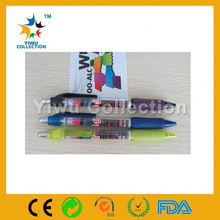 wholesale banner pen,paper roll pen,fancy style banner pen