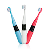 Mini Battery Sonic Pulse Vibration Toothbrush Electric Toothbrush