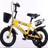 china kids sports bike / 2015 kids bike for 3 5 years old / wholesale kids bike red color
