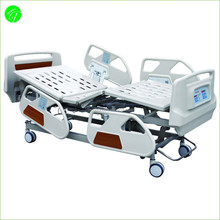 Three function electric nursing hospital bed