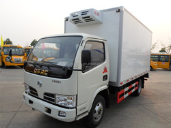 Dongfeng 4x2 mini refrigerated truck with best price for sale 008615826750255 (Whatsapp)