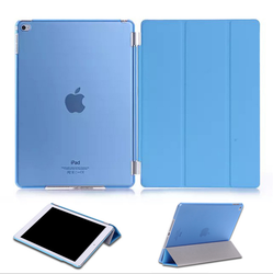 For ipad air 2 case, for ipad air smart cover with pc back case