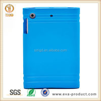 Shenzhen factory provide custom colourful shockproof back cover for ipad tablet case