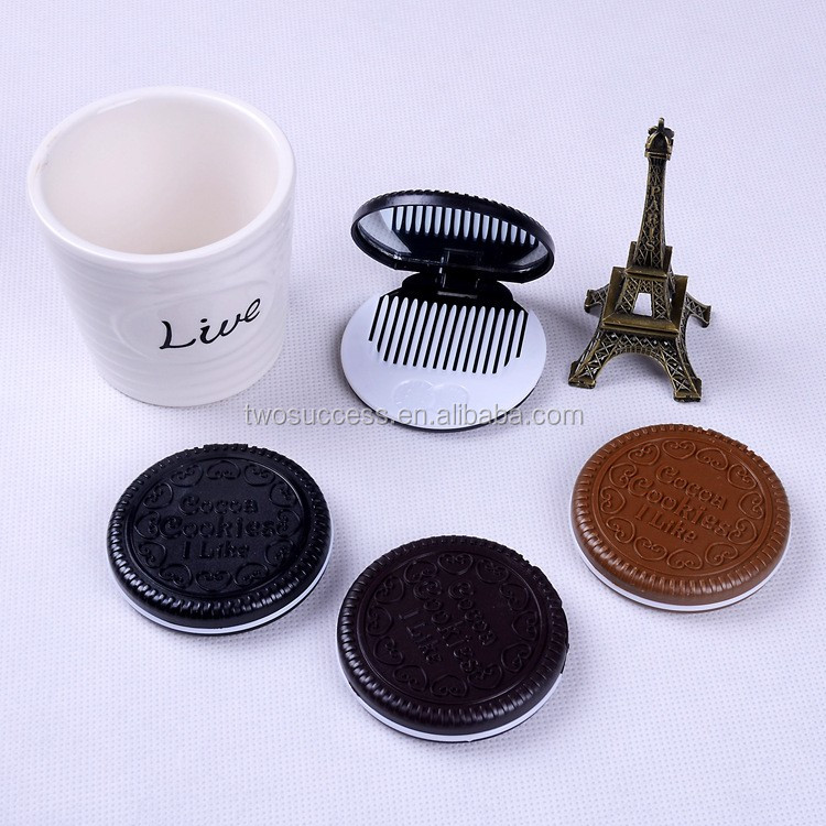 cocoa cookies mirror and comb set (2)