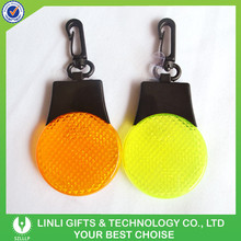 Cheap LED Reflective Keychain For Promotion, Wholesale Customized Colorful Keychain For Bussiness Promotion
