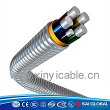 Factory Price Trade Assurance 35kv xlpe insulated cable 70mm sq, aluminum electric cable