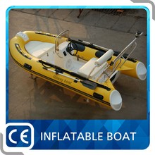 hot sale 12ft PVC fabric inflatable boat