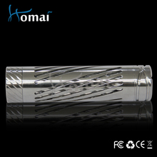 copper made 18650 mechanical mod spider web mod factory price