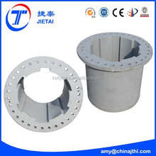 Rotary driver for hyydraulic rotary drilling machine