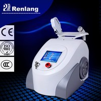 Professional acne laser treatment price/e light ipl laser acne removal machine/rf skin tightening