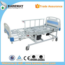 Special design! Usableness electronic hospital bed for patient