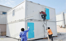 Hot promotion price!! Beautifully and strong prefabricated house selling