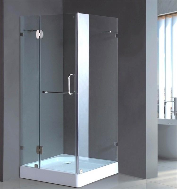 10mm auto-nettoyage en verre cabine de douche-salle de douche-id