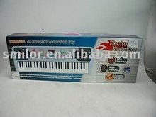 54Key Electronic Organ, Music Keyboard, Best Musical Instrument