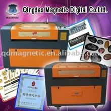 CE approval laser engrave and cut machine