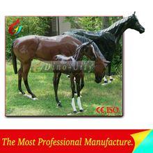 Alta calidad caballo escultura de China