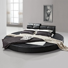 High quality king size round bed on sale