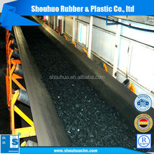 EP1250/5 rubber conveyor belt for mining