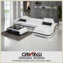 Sofá en casa para ahorro de espacio muebles, venta al por mayor ocio sofá, nuevo modelo muebles de sala