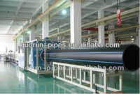HDPE pipe for water supply and dredging