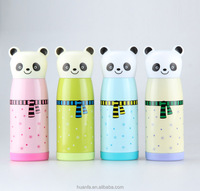 Popular new product or children 2015 Bear style stainless steel mug&cup 350/450ML stainless steel portable bottle