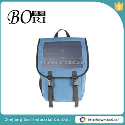 solar power panel backpack rucksack bags