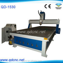 3 axis cnc wood router /wooden engraving cnc router for furniture making with CE QD-1530