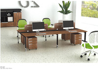 2015 economic &Fashion 4 clusters office workstation