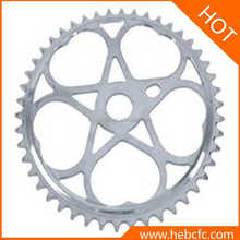 A variety of bicycle sprockets/Good quality and long lifetime