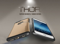 for iphone 6 4.7'' Neo Hybrid Armor Silicone+PC wire drawing Back Cover Case for iphone 6
