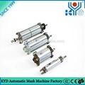 estándar de doble efecto de aire del cilindro