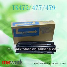 New Item TK479 Toner With Big Toner Powder