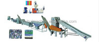 glass bottle recycle machine for waste material