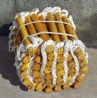 Emergency Nylon Rope Ladders in Industrial