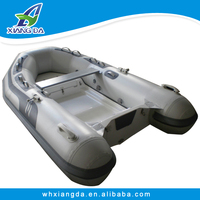2015 CE Certificate Inflatable RIB Fiberglass Sports Fishing Boats for Sale