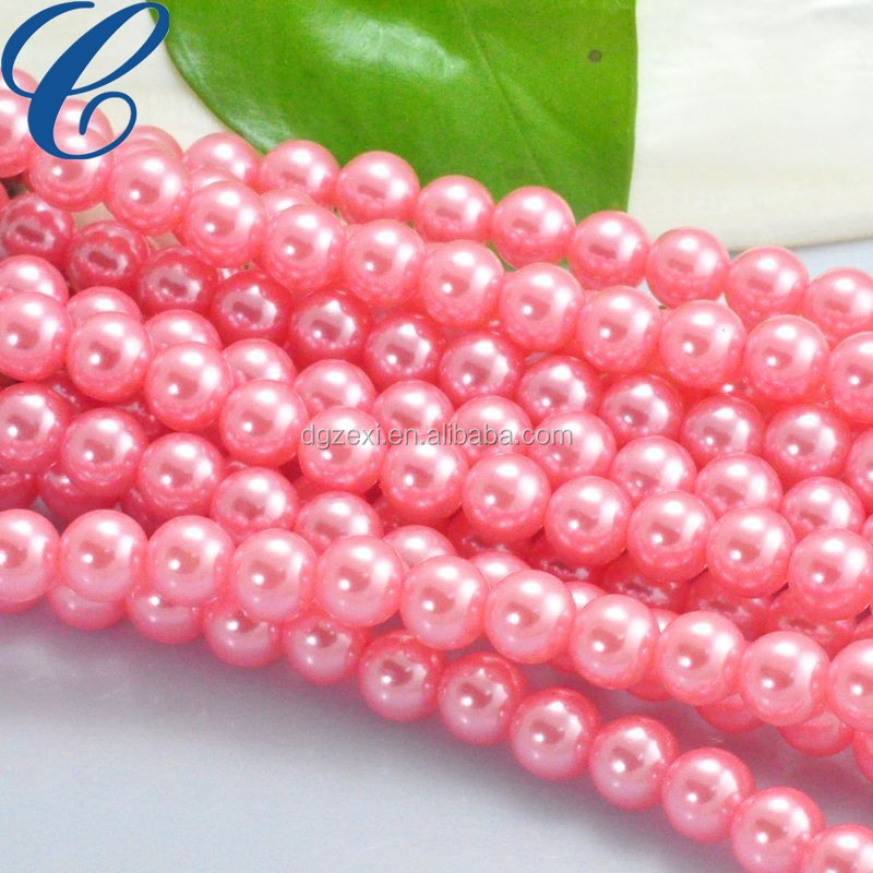 faux pearl strands1