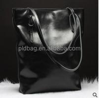 Promotional shopping bag Guangzhou manufacturer women hand bags