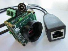 3 megapixel IP compact security board camera module mini smallest size TI DM368 Aptina AR0331 CMOS WDR