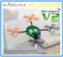 2015 hot selling Walkera QR Ladybird V2 FPV RC Quadcopter drone helicopter with camera for Devo F4 Devo F7 RTF VS