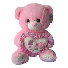 Baratos personalizado urso de peluche, lovely atacado brinquedos urso de pelúcia