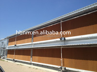 Wholesale price 7090 poultry farm equipment cooling pad for chicekn house/vegetable house