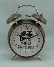 High quality best selling simple style high quality decoration discount table alarm clock