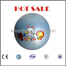 Inflatable PVC bouncyToy Ball, plastic toy ball