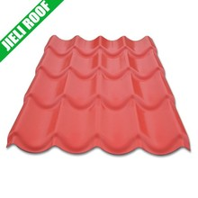 Europe Style Synthetic Resin Roof Tile
